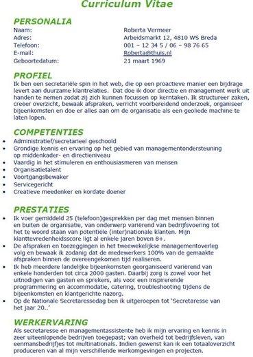competenties cv Competenties Voor Cv | gantinova